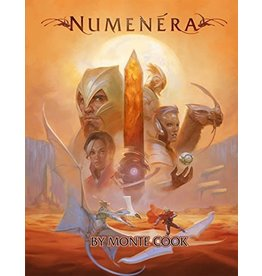 Monte Cook NUMENERA - CORE RULEBOOK