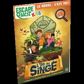 Ynnis Escape Quest Kids: L'Île au Singe