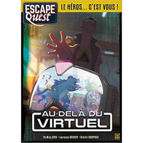 Escape Quest: Au-Dela du Virtuel
