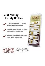 Army Painter MINIATURE & MODEL TOOLS: EMPTY MIXING BOTTLES