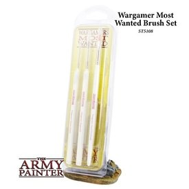 Army Painter WARGAMERS MOST WANTED BRUSHES
