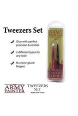 Army Painter MINIATURE & MODEL TOOLS: TWEEZERS SET