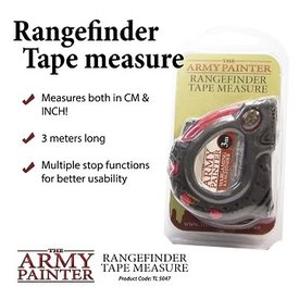 Army Painter WARGAMING ACCESSORIES: RANGE FINDER TAPE MEASURE