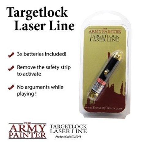 WARGAMING ACCESSORIES: TARGET LOCK LASER (LINE)