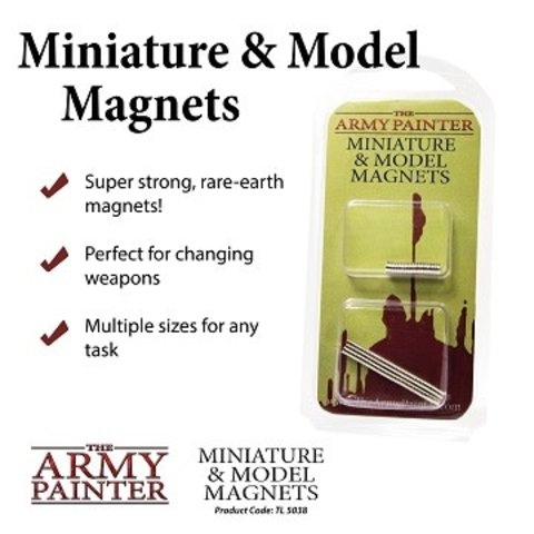 MINIATURE & MODEL TOOLS: MAGNETS