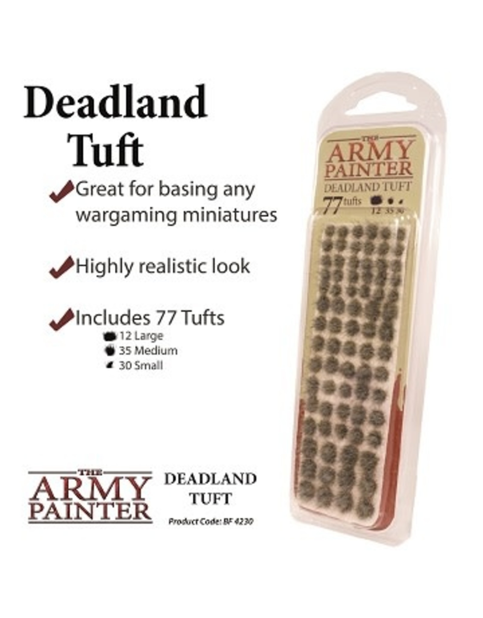 Army Painter BATTLEFIELDS XP: DEADLAND TUFT