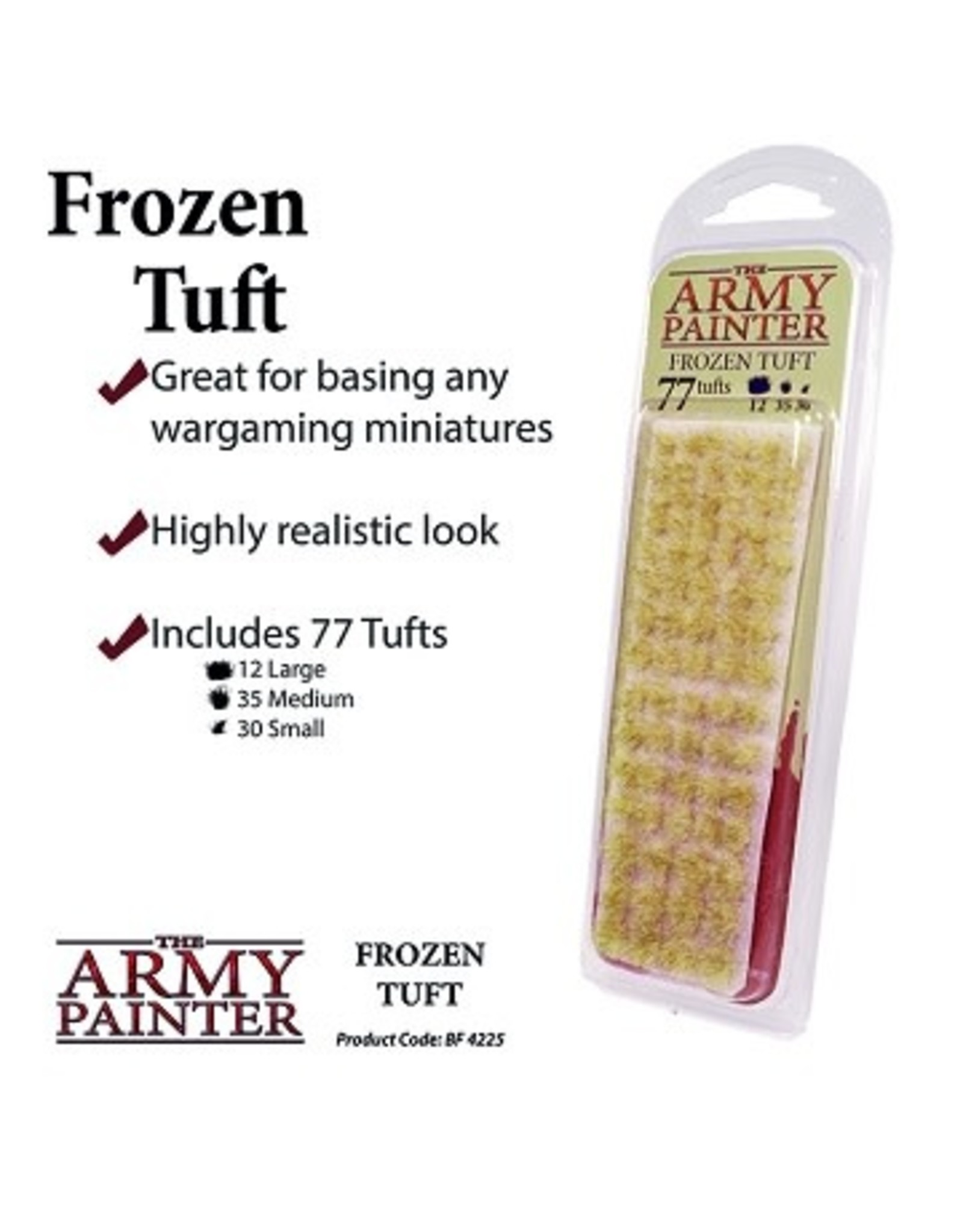 Army Painter BATTLEFIELDS XP: FROZEN TUFT