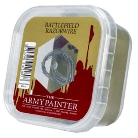 BATTLEFIELDS XP: RAZOR WIRE