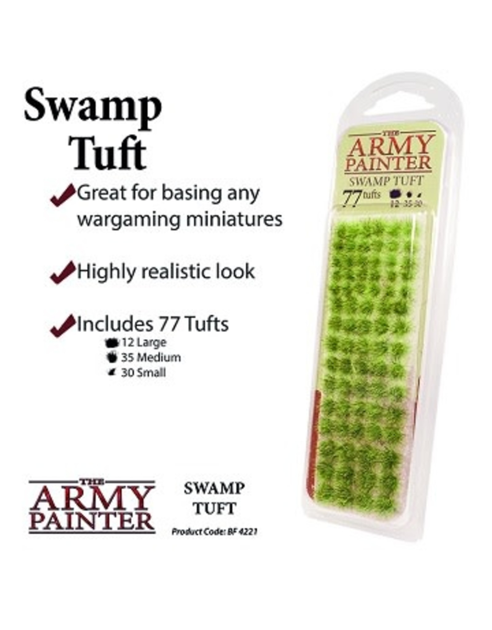 Army Painter BATTLEFIELDS XP: SWAMP TUFT