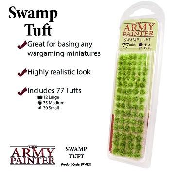 Army Painter BATTLEFIELDS XP: SWAMP TUFT