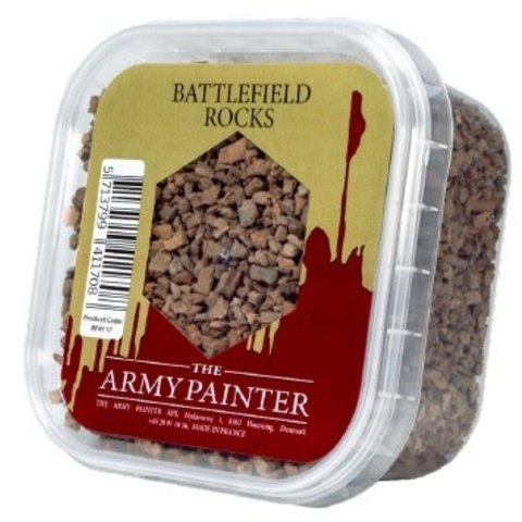 BATTLEFIELDS: BATTLEFIELD ROCKS (150ML)