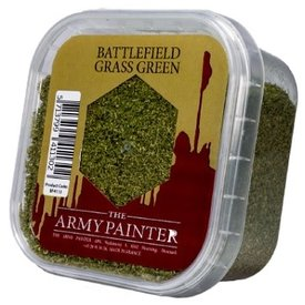 Army Painter BATTLEFIELDS: GRASS GREEN FLOCK (150ML)