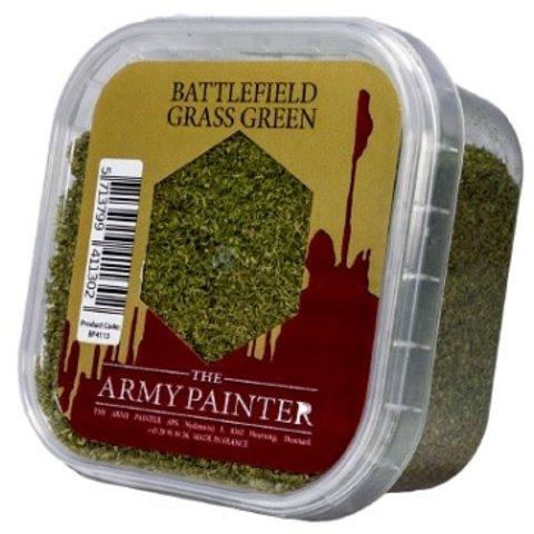 BATTLEFIELDS: GRASS GREEN FLOCK (150ML)