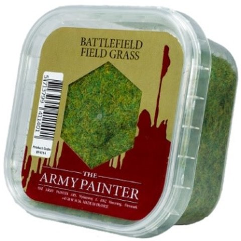 BATTLEFIELDS: STATIC FIELD GRASS (150ML)