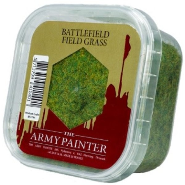 Army Painter BATTLEFIELDS: STATIC FIELD GRASS (150ML)