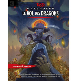 Wizards of the Coast FR - D&D - WATERDEEP: LE VOL DES DRAGONS