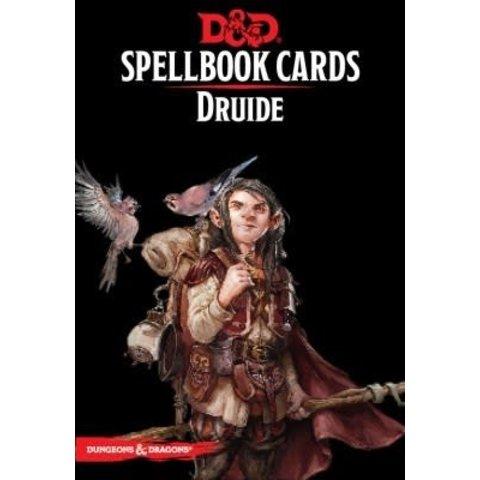 FR - D&D - SPELLBOOK CARDS: DRUIDE