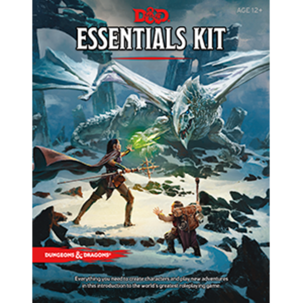 Wizards of the Coast DND RPG ESSENTIALS KIT
