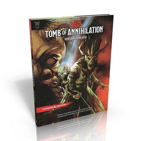 FR - D&D - LA TOMBE DE L'ANNIHILATION