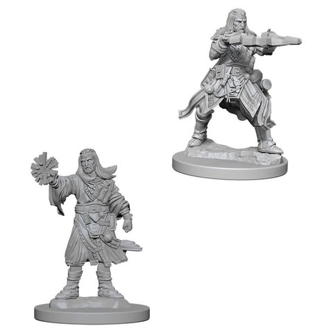 PF UNPAINTED MINIS: MALE HUMAN WIZARD