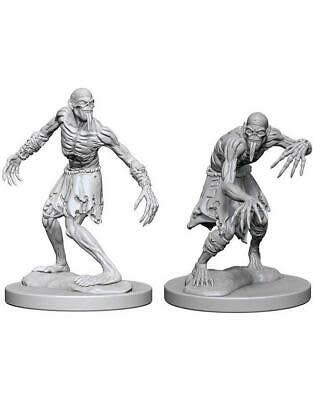 WIZKIDS DND UNPAINTED MINIS: GHOULS