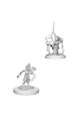WIZKIDS PF UNPAINTED MINIS: GNOME FEMALE DRUID