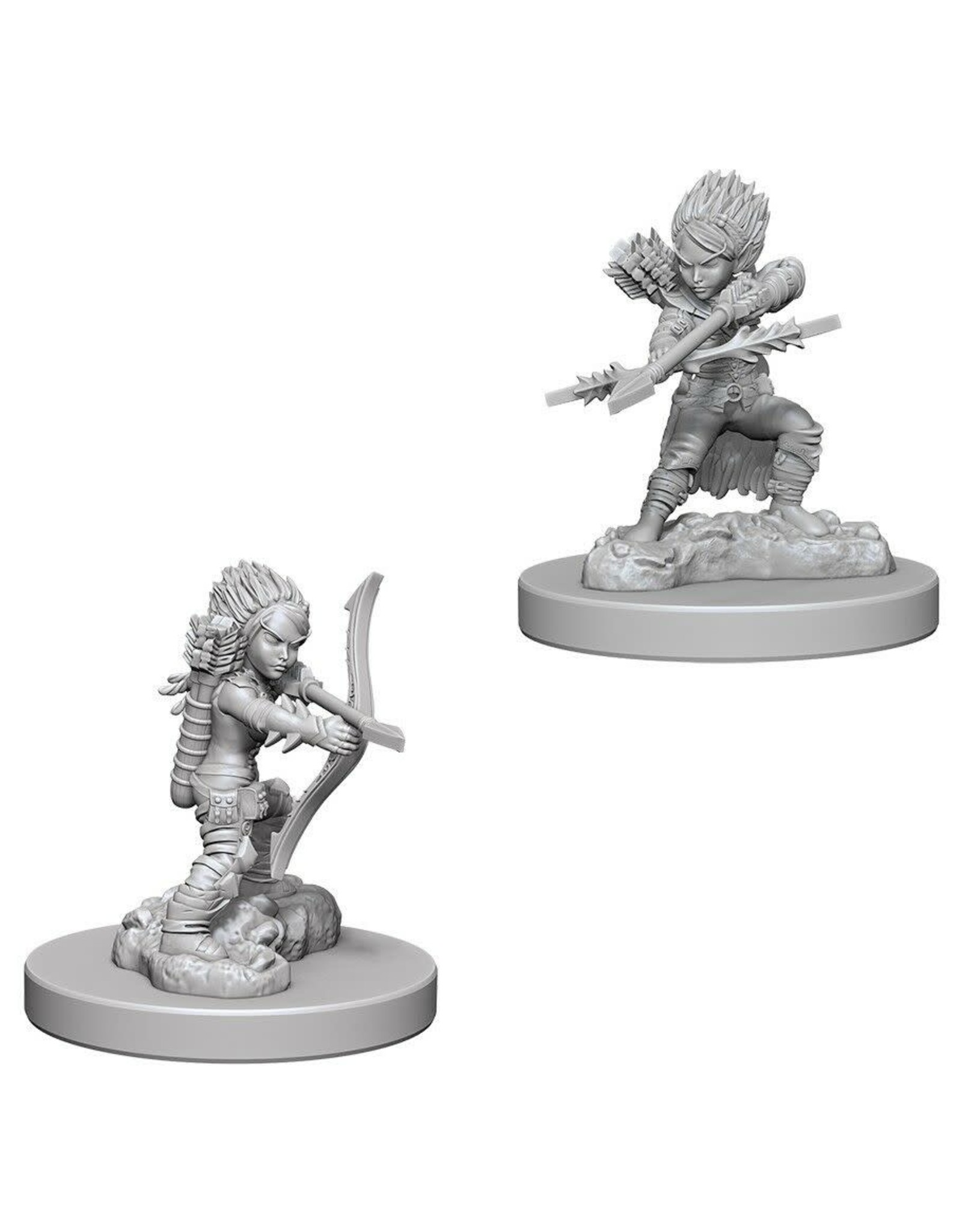 WIZKIDS PF UNPAINTED MINIS: FEMALE GNOME ROGUE