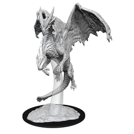 WIZKIDS DND UNPAINTED MINIS: YOUNG RED DRAGON