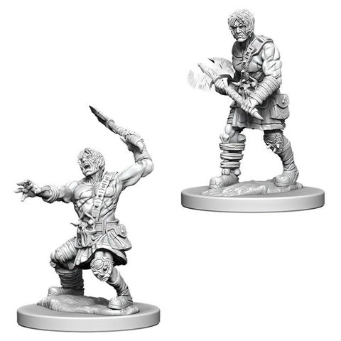 DND UNPAINTED MINIS: NAMELESS ONE