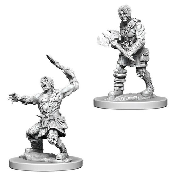 WIZKIDS DND UNPAINTED MINIS: NAMELESS ONE