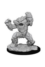 WIZKIDS DND UNPAINTED MINIS: EARTH ELEMENTAL