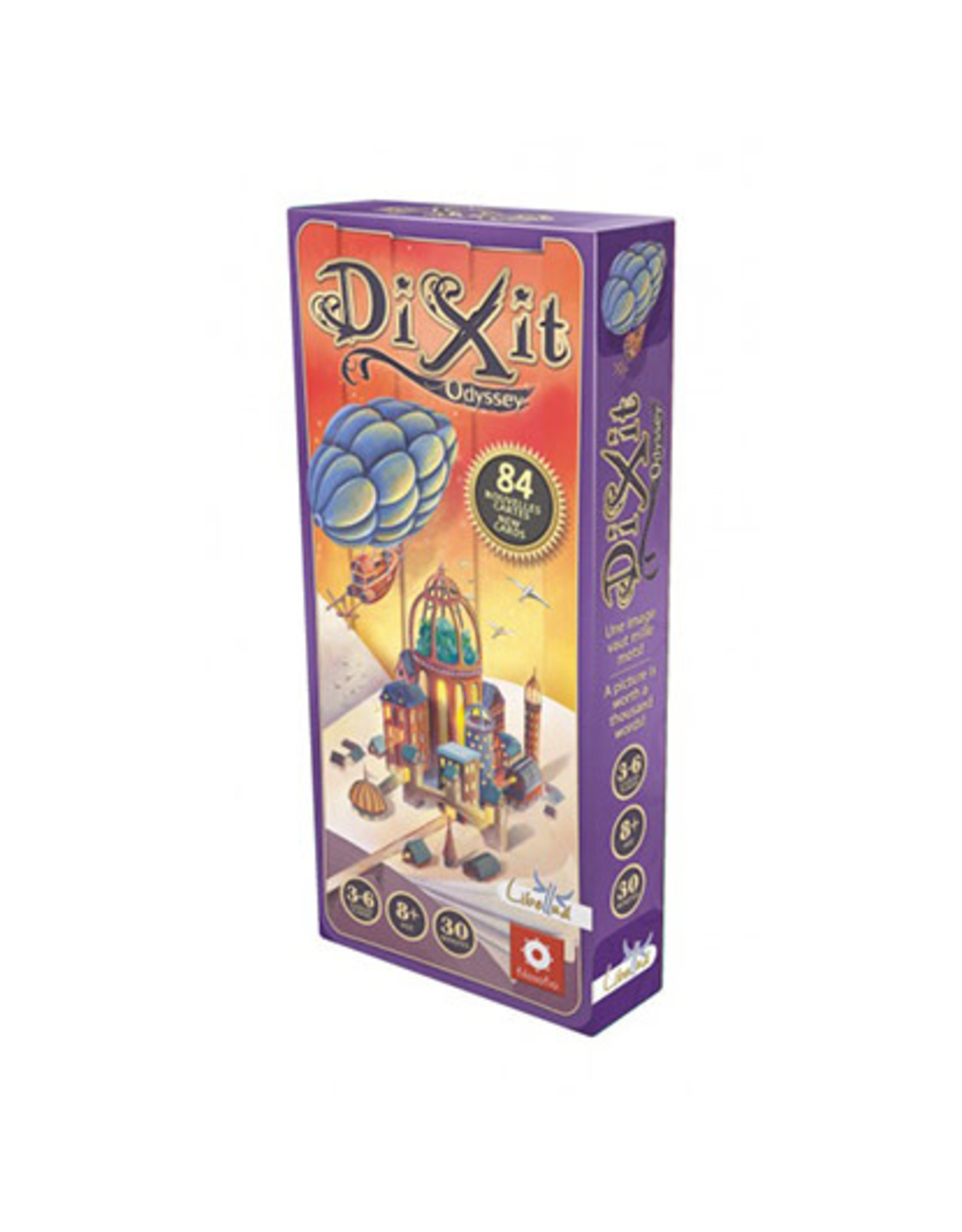 LIBELLUD DIXIT: ODYSSEY - EXT.  (MULTI)