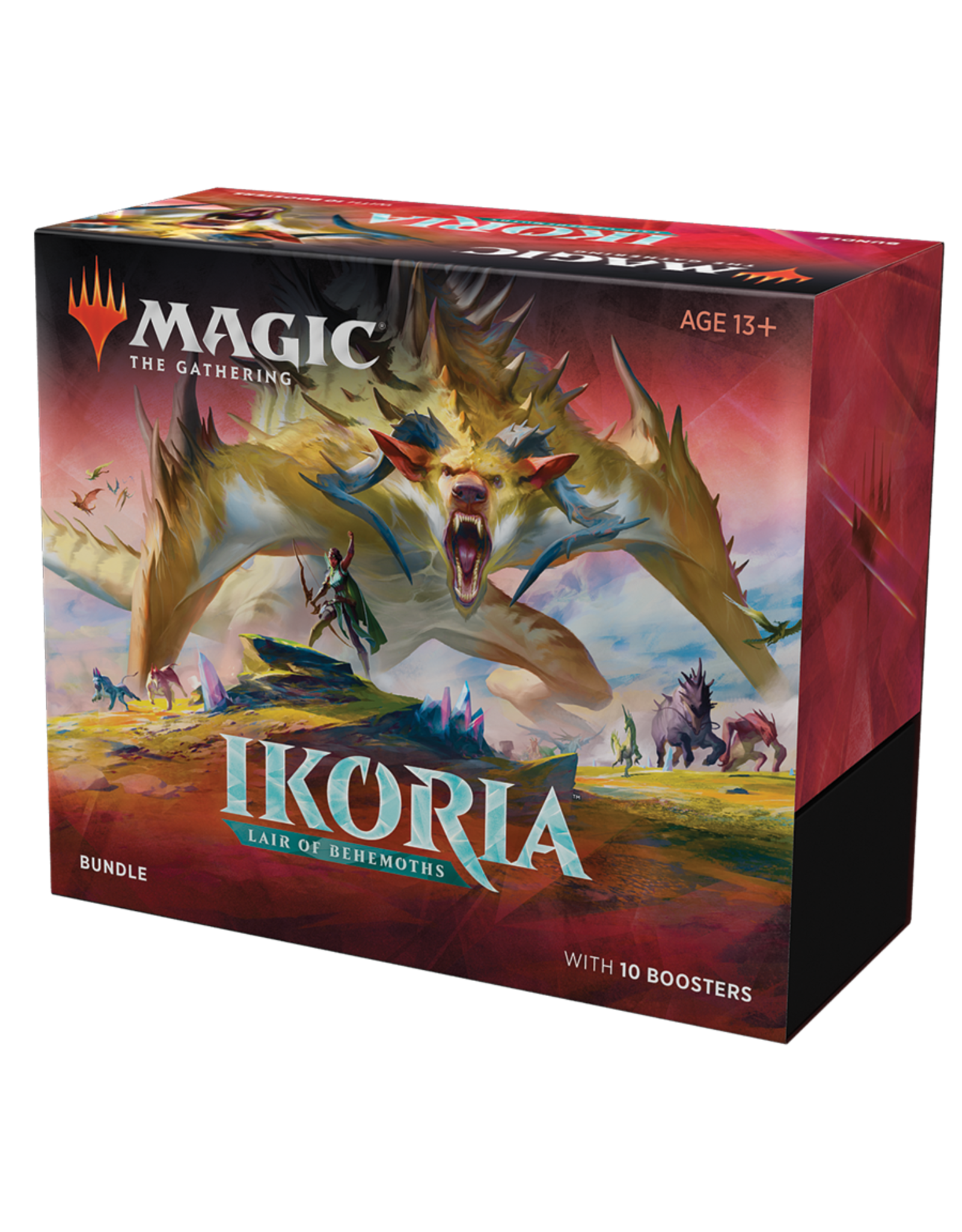 Wizards of the Coast MTG Ikoria - Lair of Behemoths Bundle