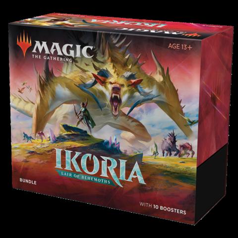 MTG Ikoria - Lair of Behemoths Bundle