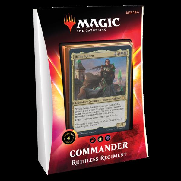 Wizards of the Coast MTG IKORIA COMMANDER 2020 - Ruthless Regiment