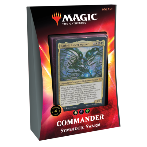 MTG IKORIA COMMANDER 2020 - Symbiotic Swarm