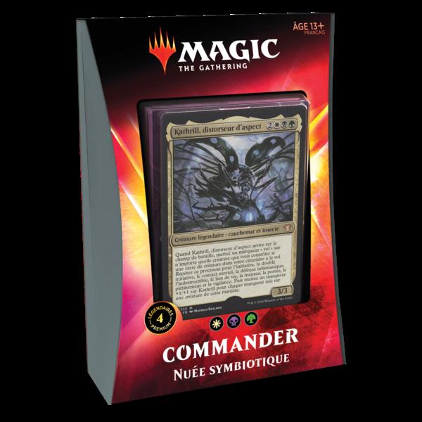 Wizards of the Coast MTG IKORIA COMMANDER FR - Nuée Symbiotique