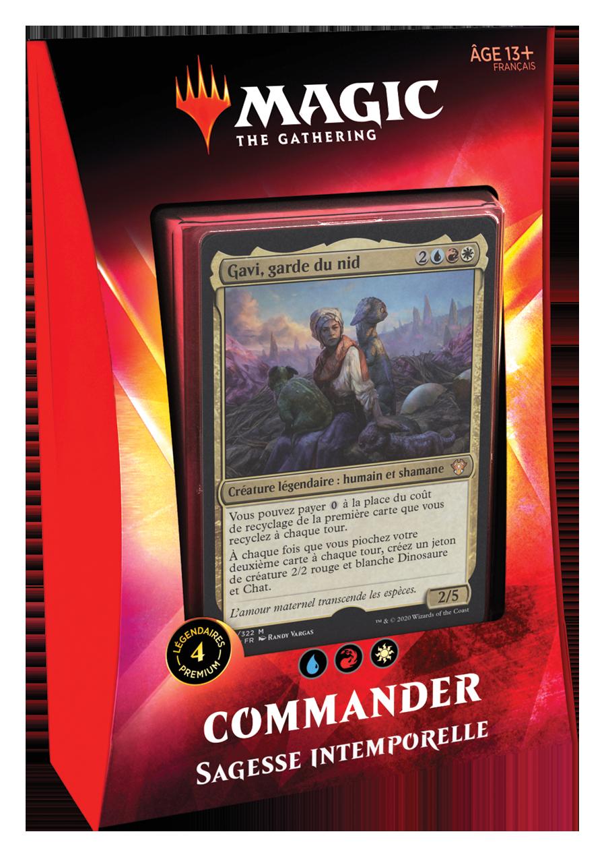 Wizards of the Coast MTG IKORIA COMMANDER FR - Sagesse Intemporelle