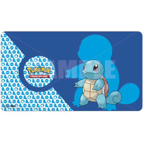 UP PLAYMAT POKEMON SQUIRTLE
