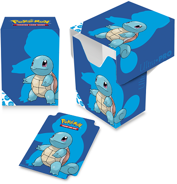 Ultra Pro UP D-BOX POKEMON SQUIRTLE