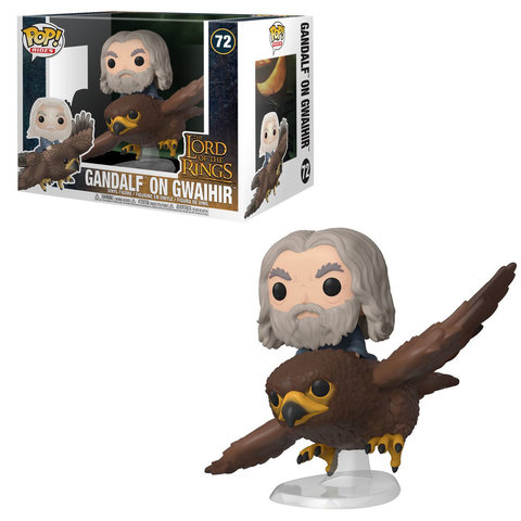 POP! RIDES: LORD OF THE RINGS - GWAIHIR WITH GANDALF
