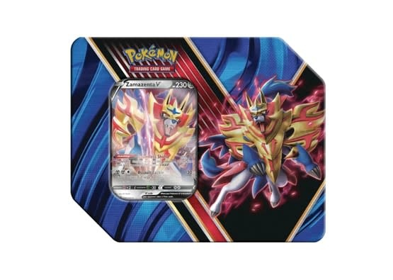 POKEMON POKEMON TINS: Legends of Galar - Zamazenta