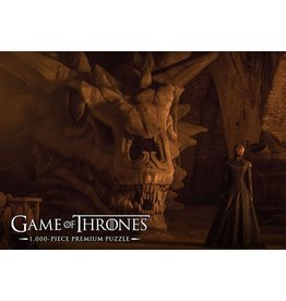 Usaopoly Puzzle: 1000 Game of Thrones Balerion the Black Dread