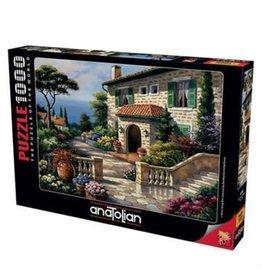 Anatolian Puzzle: 1000 Villa Della Fontana