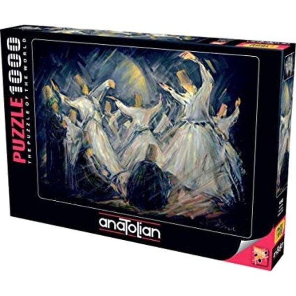 Anatolian Puzzle: 1000 Dervishes