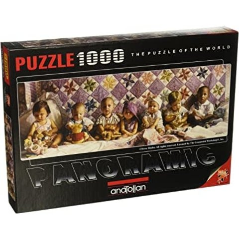 Puzzle: 1000 All in a Row