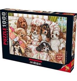 Anatolian Puzzle: 1000 Puppies