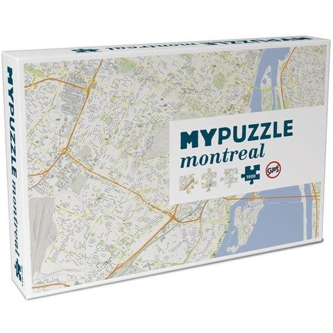 My Puzzle: Montreal 1000