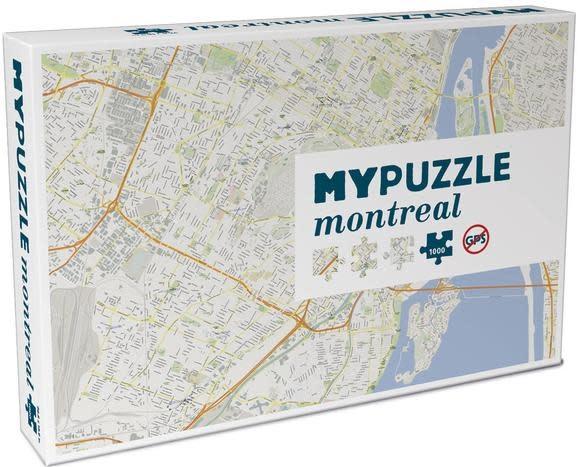 Helvetiq My Puzzle: Montreal 1000