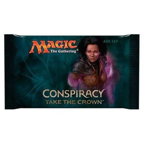 MTG CONSPIRACY TAKE THE CROWN BOOSTER PACK